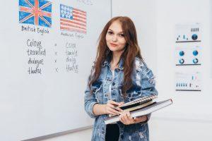 učenje angleškega jezika